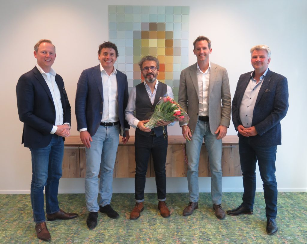 Aareon acquires stake in Dutch PropTech company OSRE B.V.