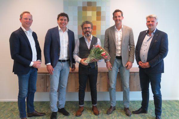 Aareon neemt belang in Nederlands PropTech-bedrijf OSRE B.V.